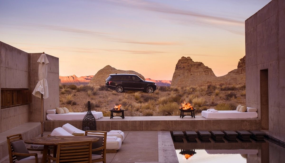 RANGE ROVER AND ABERCROMBIE & KENT LAUNCH THE MOST LUXURIOUS ROAD TRIP ON EARTH