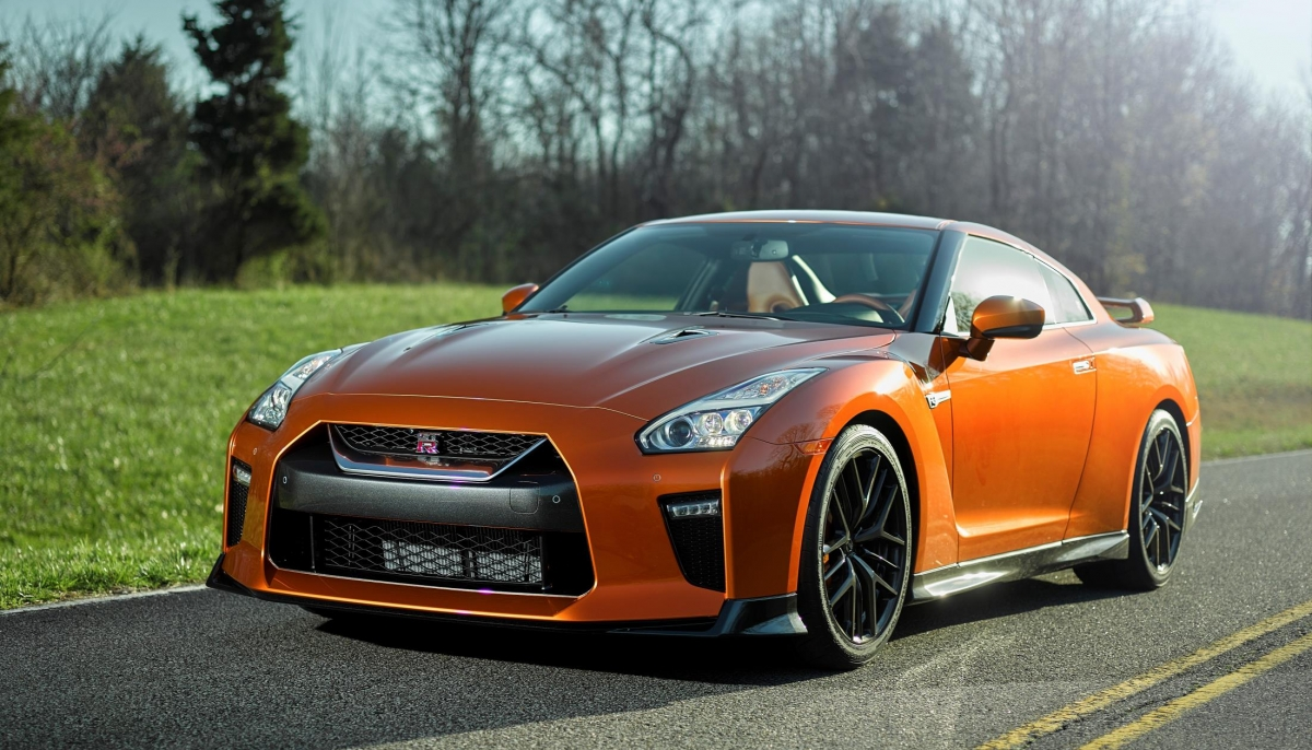 The MY17 Nissan GT-R, armed with a fresh look and more power