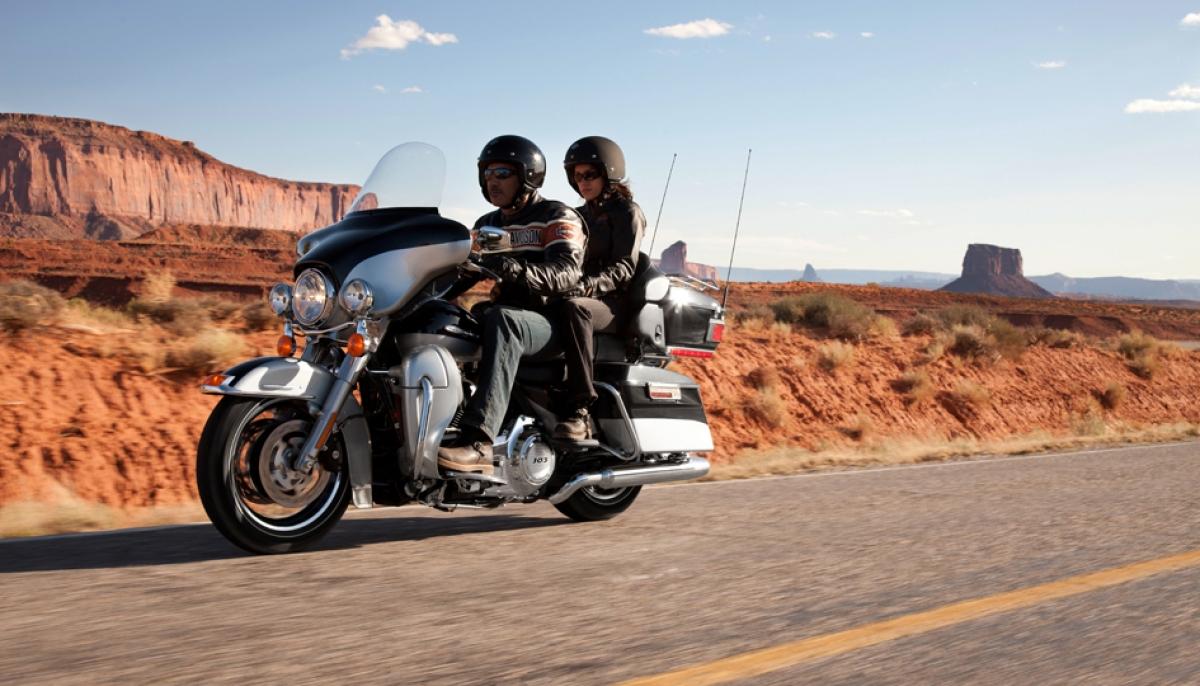 نصائح لسلامة راكبي الدراجات النارية