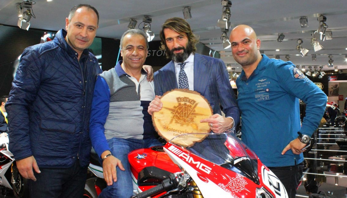 MV AGUSTA AT THE 73rd EICMA EVENT WITH TWO WORLD PREMIERS:  THE NEW BRUTALE 800 AND THE DRAGSTER RR LH44