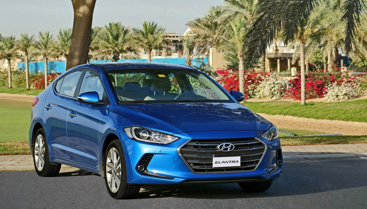 Hyundai launches the All-new Elantra
