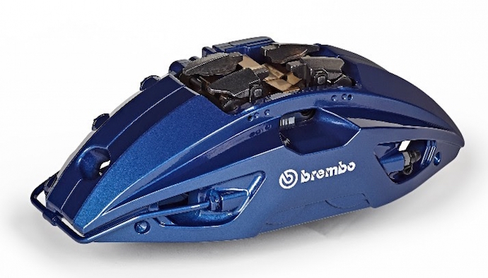 BREMBO PRESENTS A NEW FAMILY OF CALIPERS FOR HIGH-END CARS AT FRANKFURT MOTOR SHOW