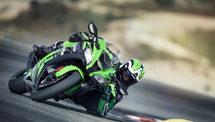 TIME TO GET CLOSER TO THE 2016 NINJA ZX-10R