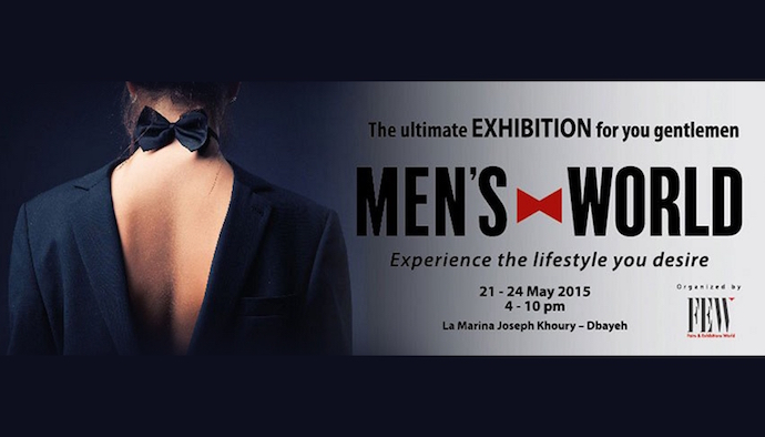 Mens World Exhibition 2015