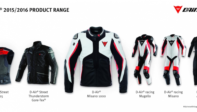 D-AIR MISANO 1000. THE FUTURE OF PROTECTION